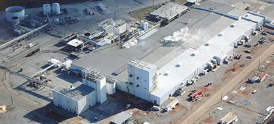 Hexcel Pan Line D Expansion Dunn Building Company
