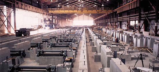 Birmingham Steel Plant Expansion Dunn Building Company
