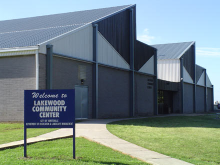 Lakewood Community Center Reroof And Coating Dunn