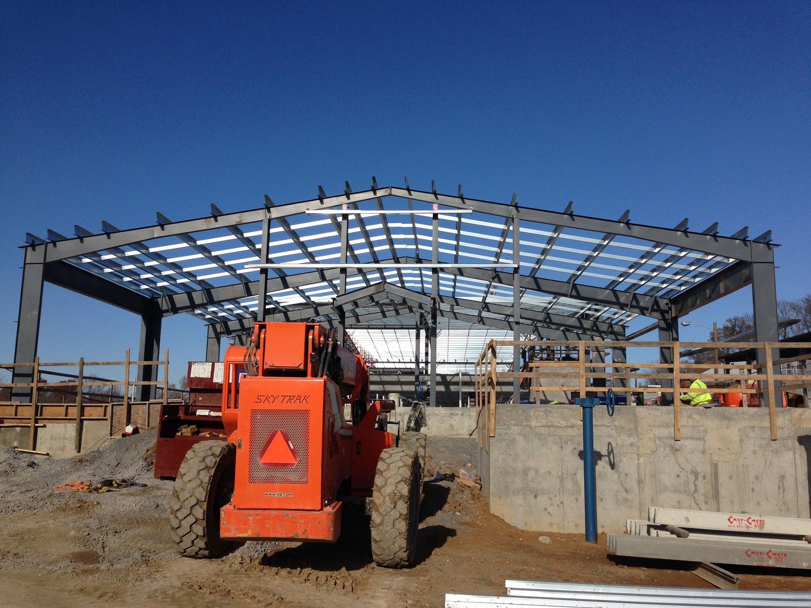 HARPETH VALLEY WTP - Dunn Building Company