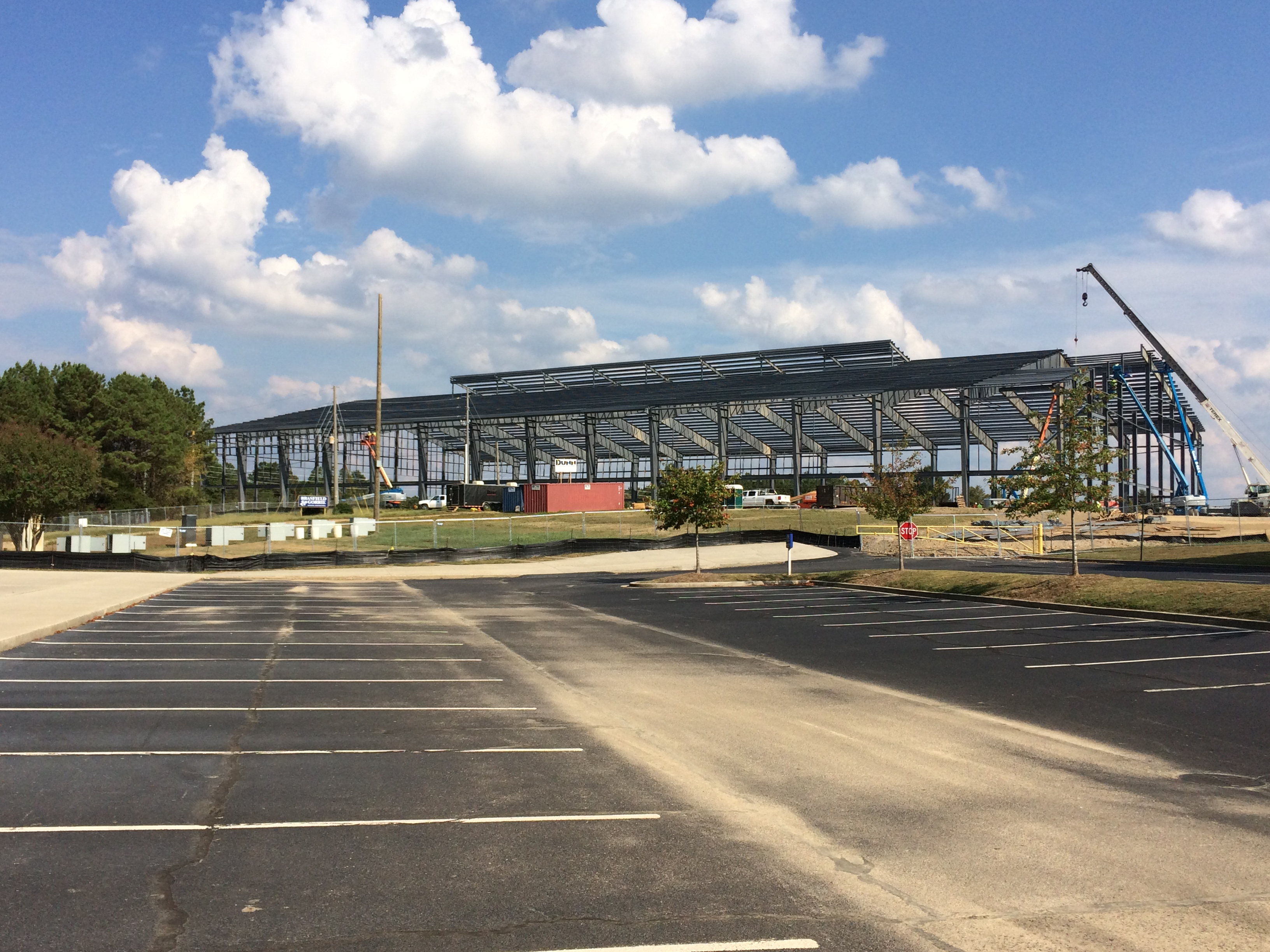 Hoover Sportsplex Pre Engineered Metal Building Package