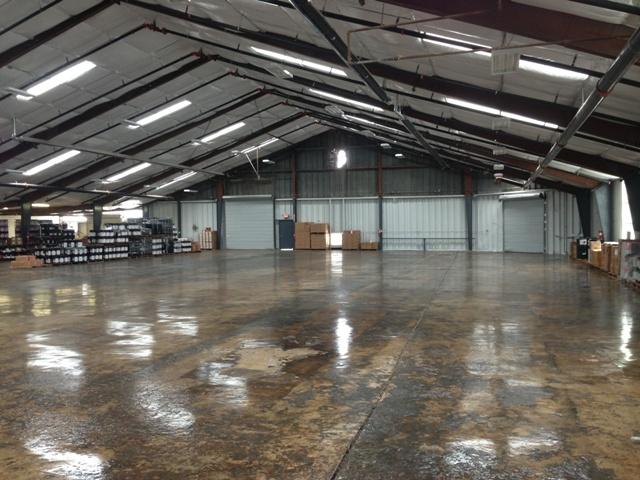 Induron Coatings Warehouse Renovation Dunn Building Company
